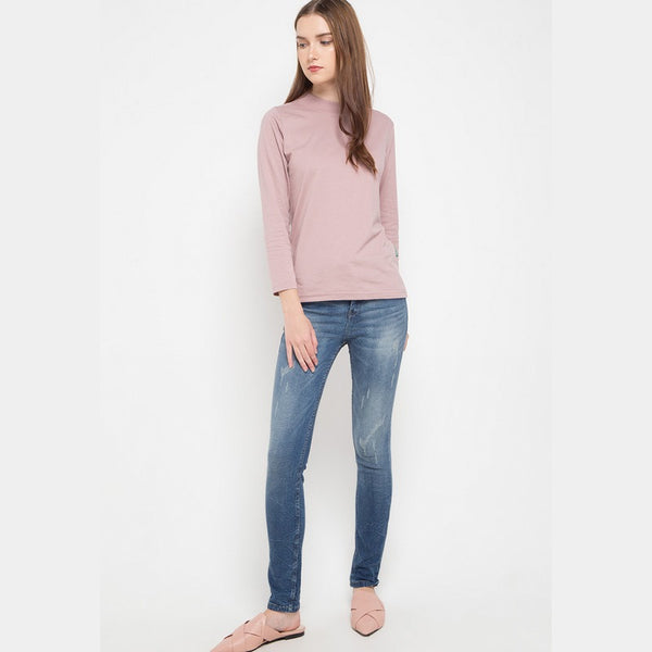 MANDY Blue Ash Soft Jeans - 306961
