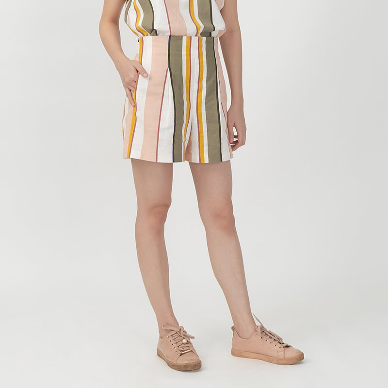 Point One Mile Shorts Stripe