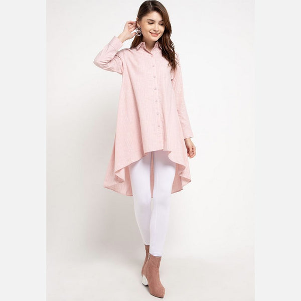 NIRMA Peach Blouse - 387581