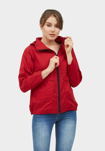 Oceana Red Jacket - 362032  - Point One