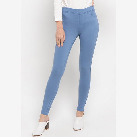 ROYAL Blue Premium Jegging - 308761