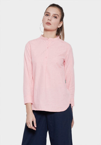 Skyla Shirt Stripe - 377981