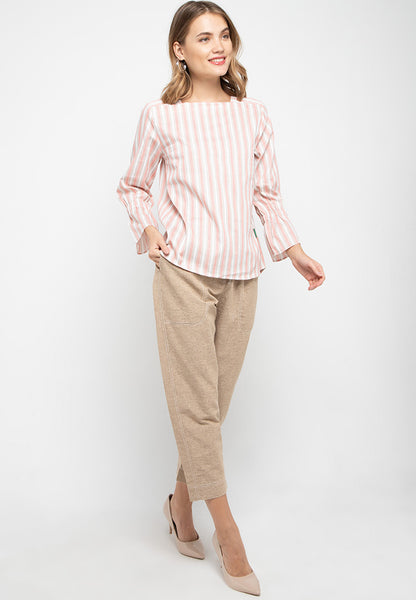 Vinnie Pink Blouse - 380581