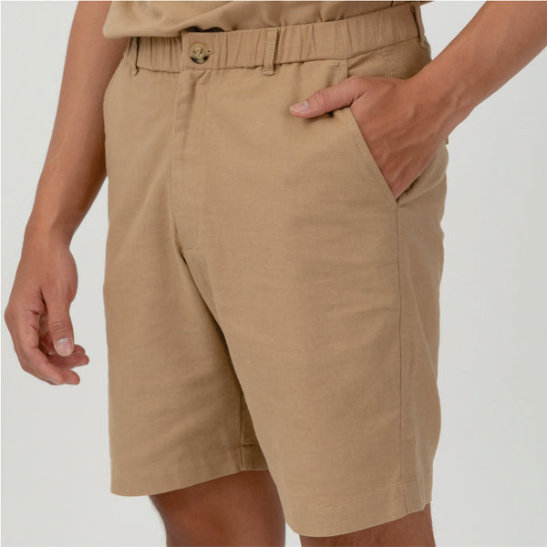 Point One Jorgen Shorts Stone