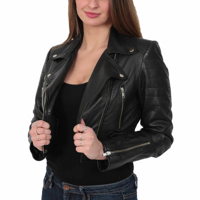 A Guide to Buying Leather Jackets for Women's