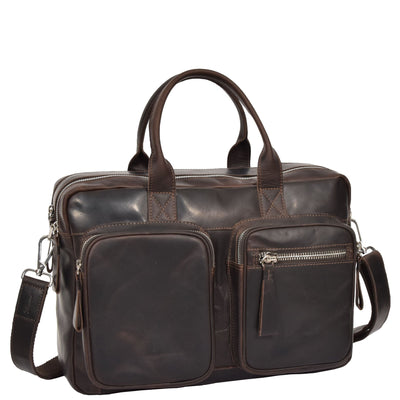 Define Your Style with Pure Leather Briefcases
