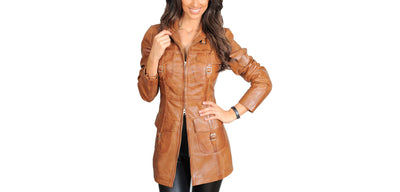 Shop from Our Selection Today For Leather Jackets for Women