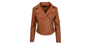 5 important reasons why buying a women's biker leather jacket is a good decision