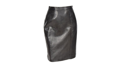 Trendy Ways to Wear Ladies Leather Skirts