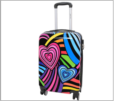Some Ways to Personalize an Authentic 4 Wheel Hard Shell Suitcase