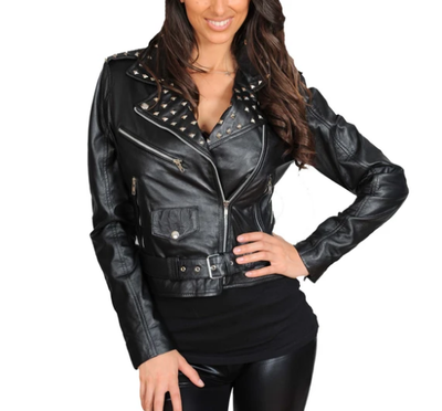 Reasons to Possess a Stylish Women's Biker Leather Jacket