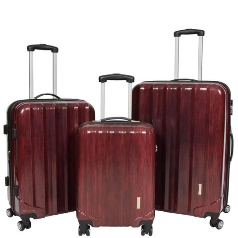 LIGHTWEIGHT FOUR WHEELS EXPANDABLE LUGGAGE