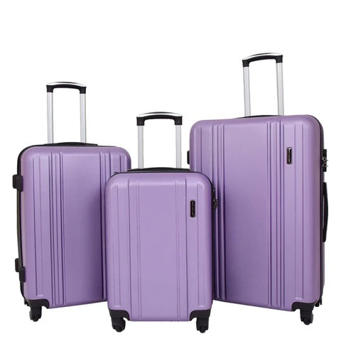 STRONG FOUR WHEELS LUGGAGE ABS SUITCASE