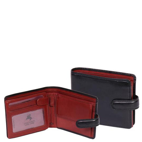 Mens High Quality Italian Leather Wallet