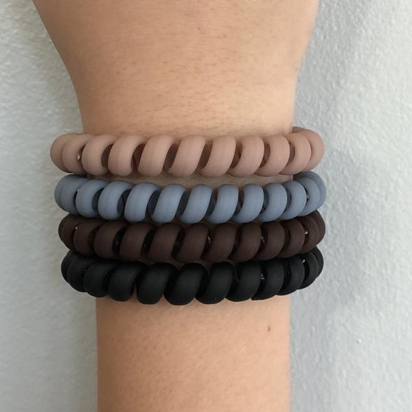 Spiral Hair Bands