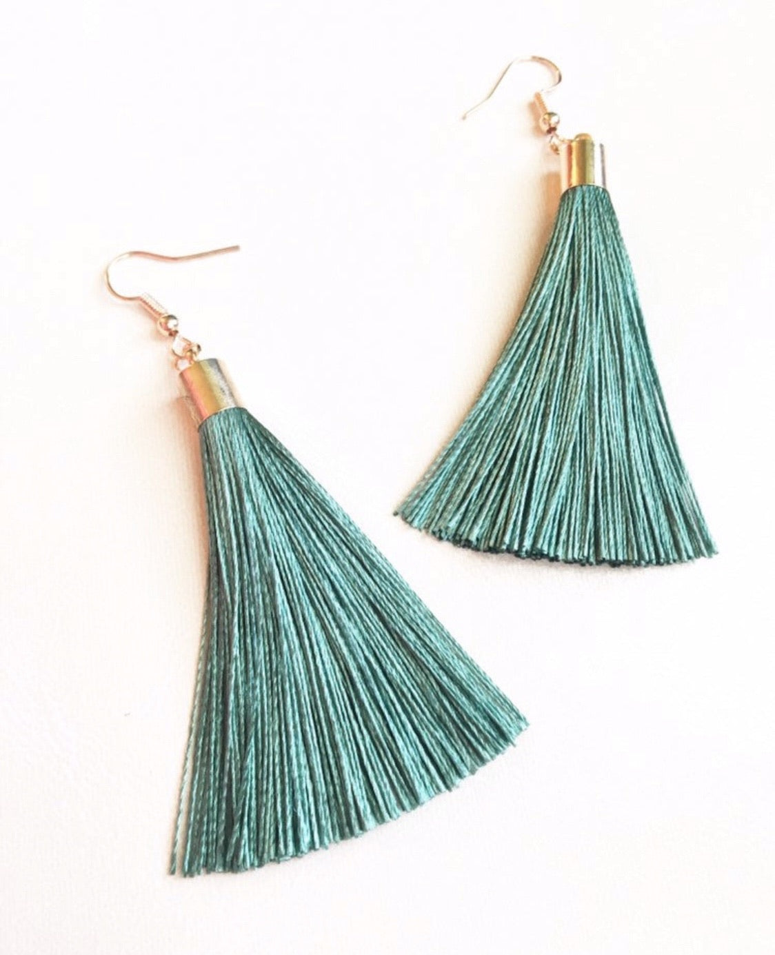 Pure Eclectics Tassel Earrings