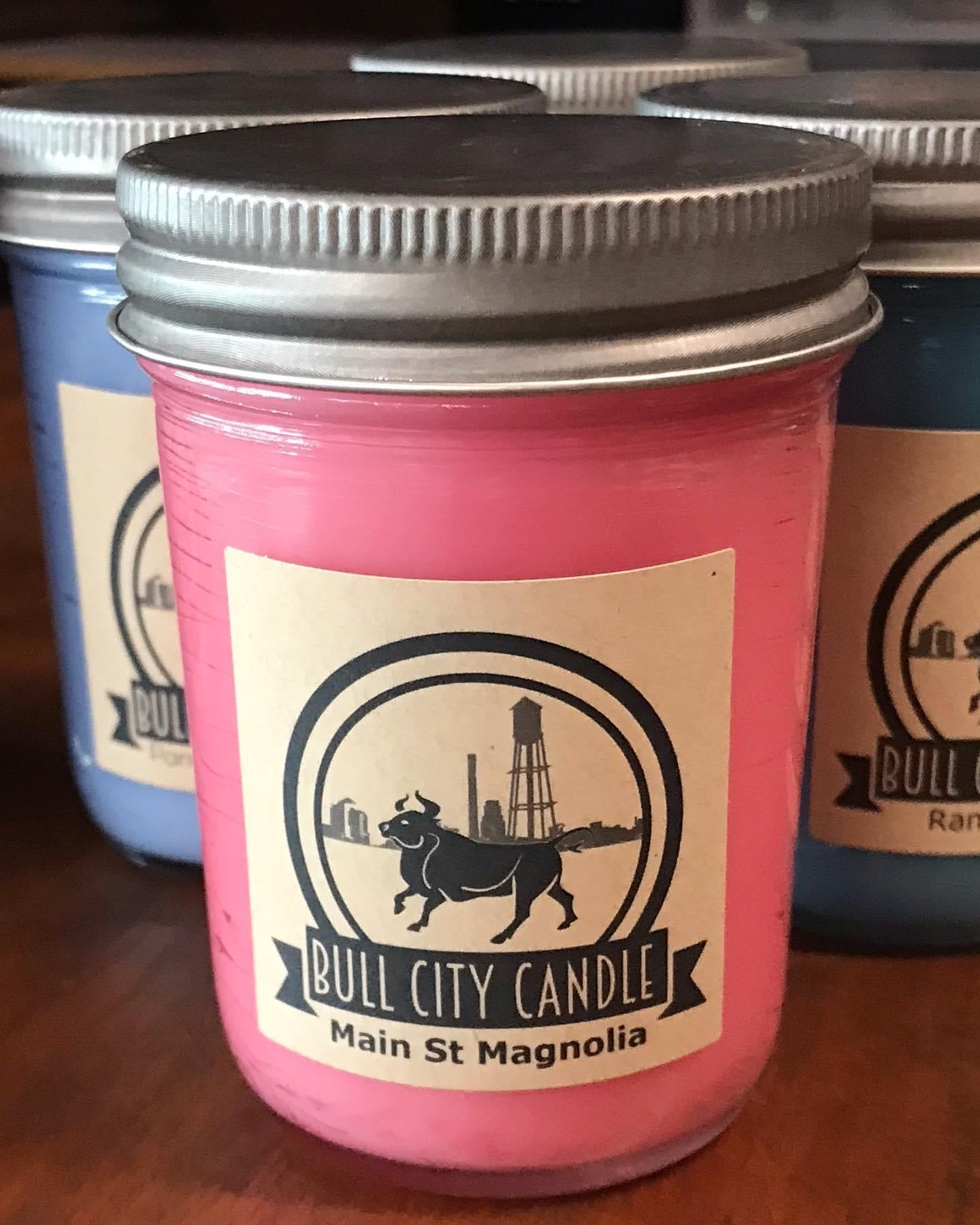 Bull City Candle 8oz