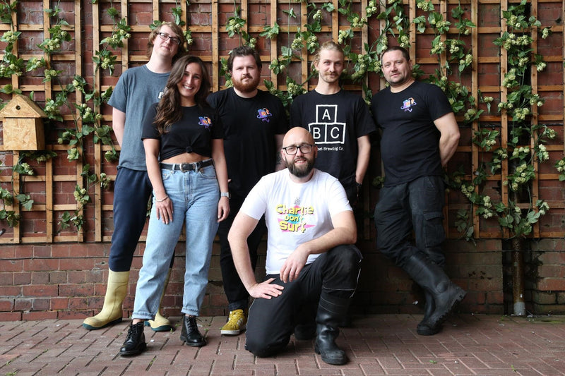 Alphabet Brewing Team
