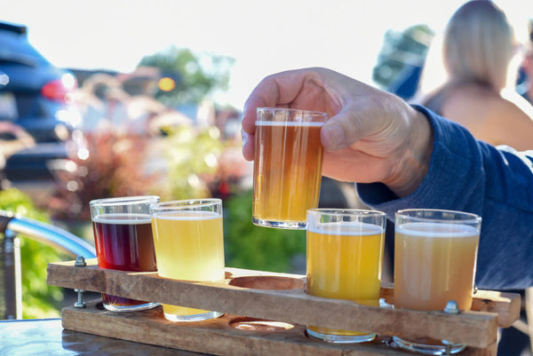 Beer tasting at home – host your own craft beer festival