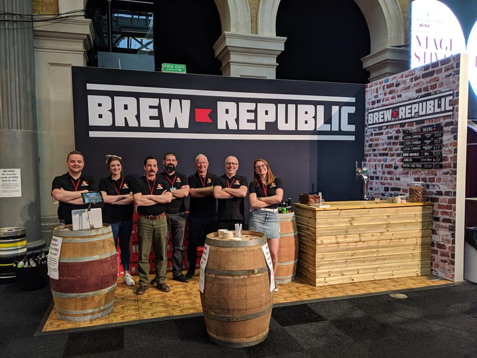Brew Republic at Vintage Festival