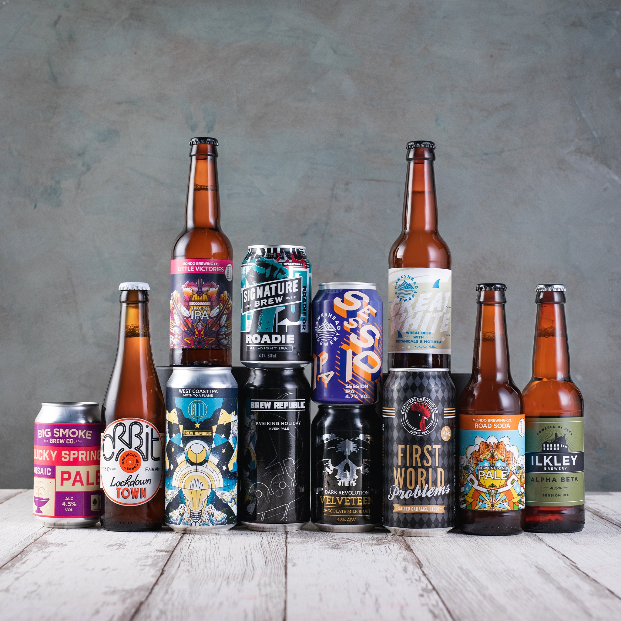 Discovery Renewal Case 12 beers February 2021