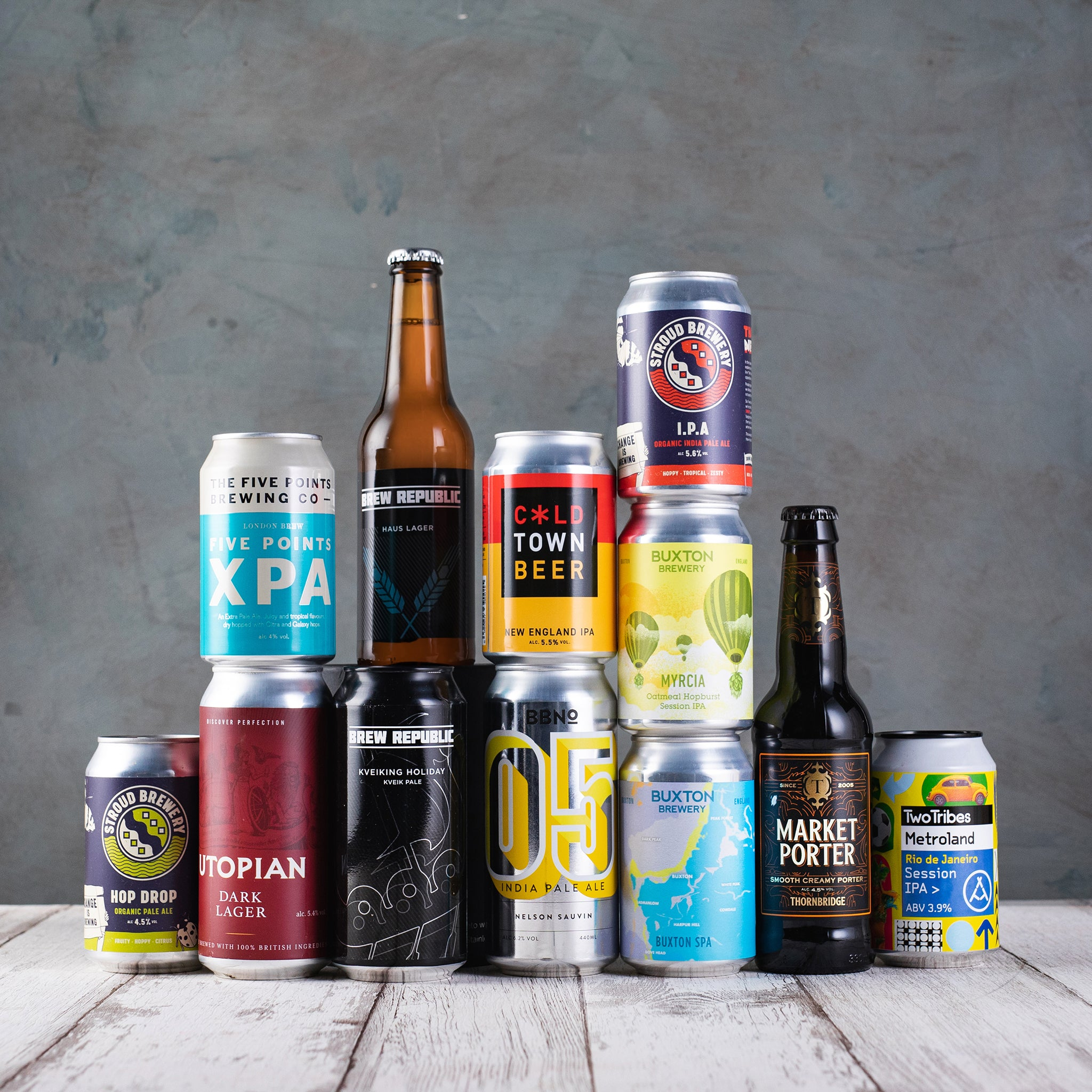 Discovery Renewal Case 12 beers March 2021