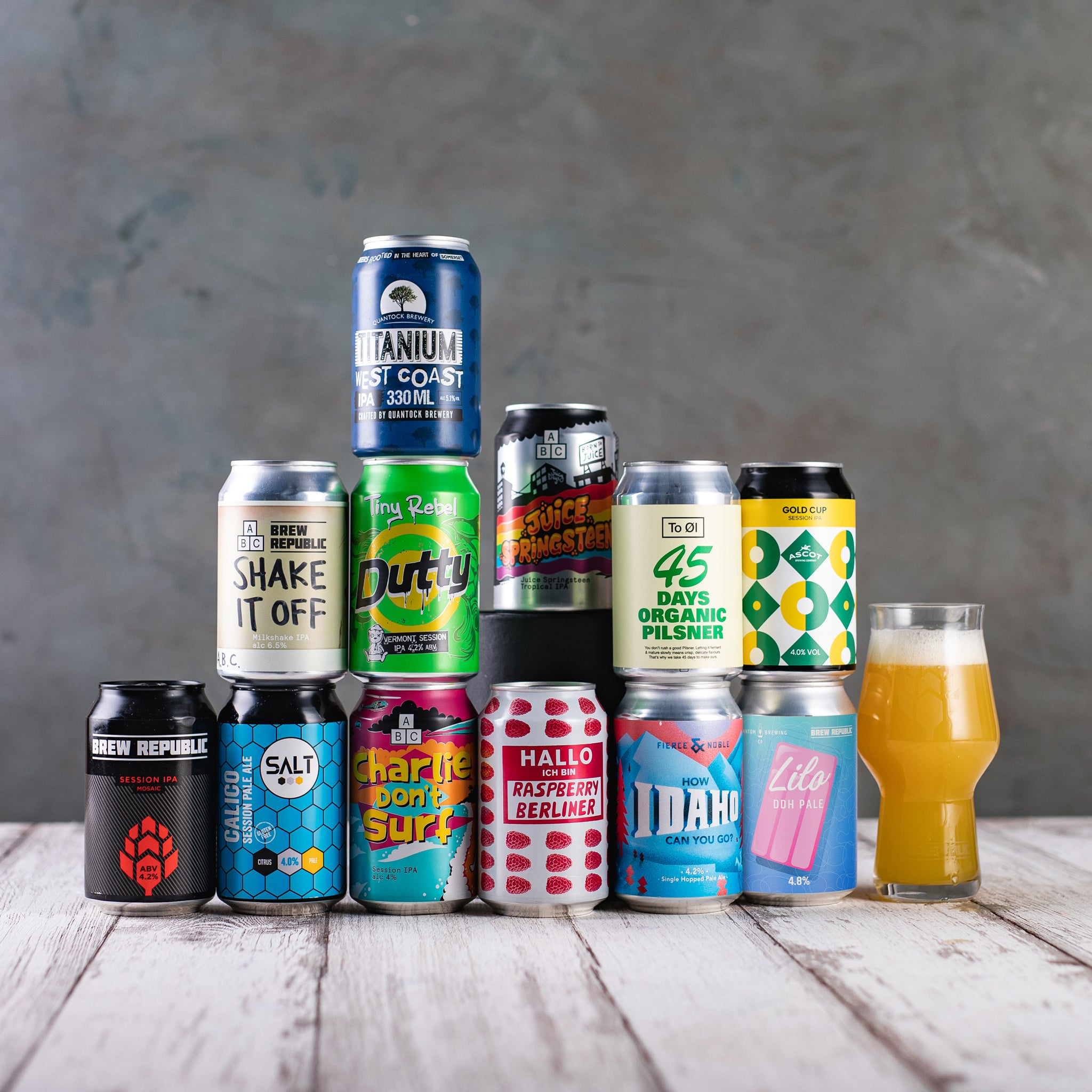 Discovery Renewal Case 12 beers October 2020