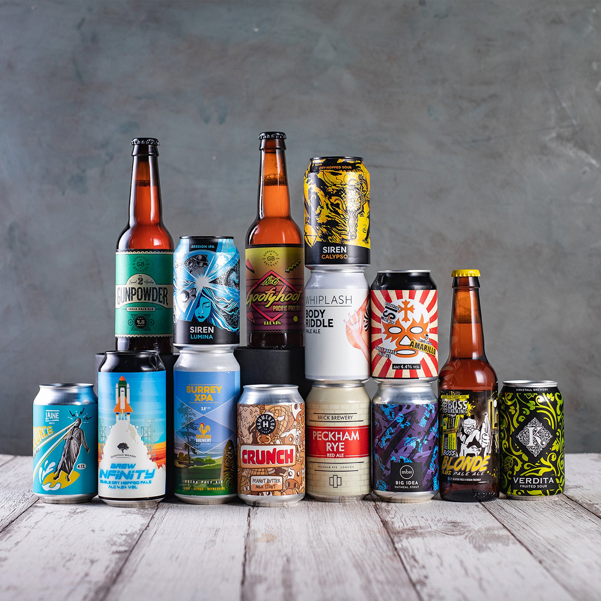 Discovery Renewal Case 14 beers January 2021