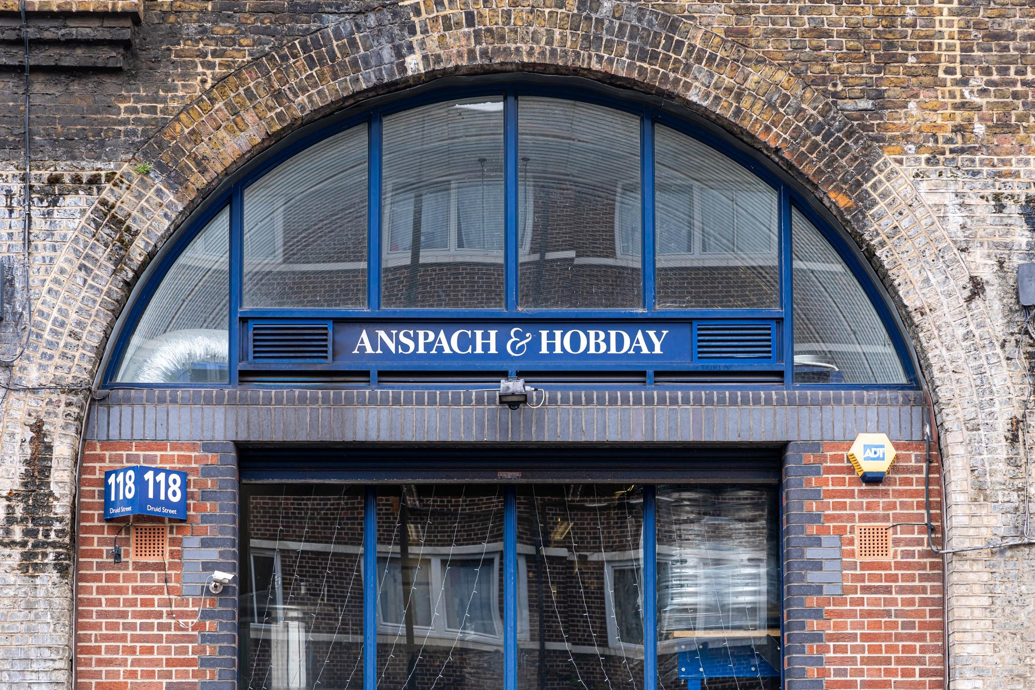 Anspach & Hobday Craft beer brewery in London