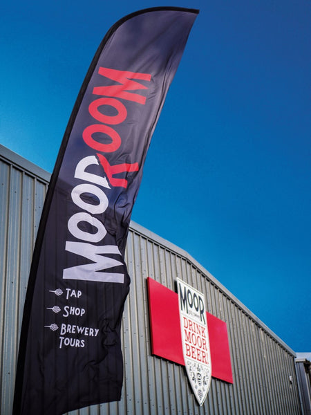 Moor Beer's Bristol brewery includes a tap room, shop and brewery tours.