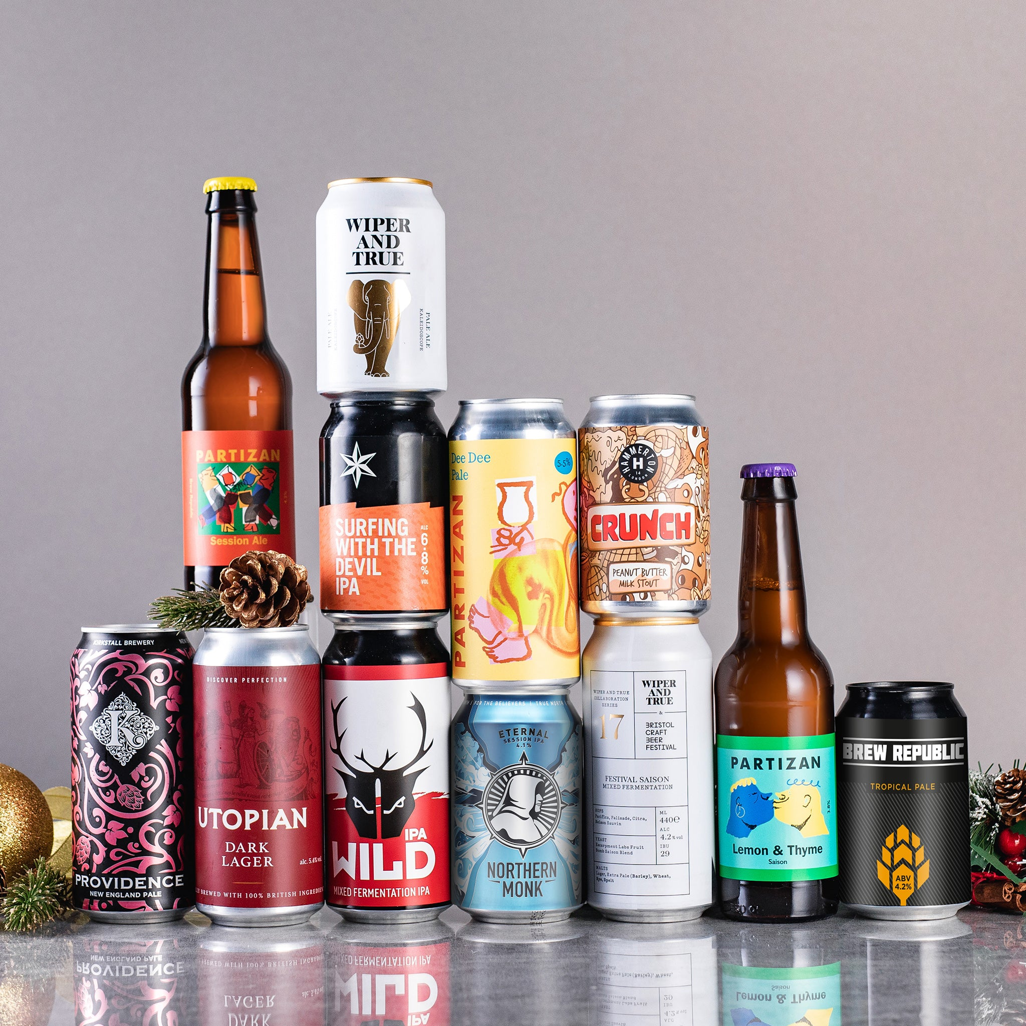 Premium Renewal Case 12 beers December 2020