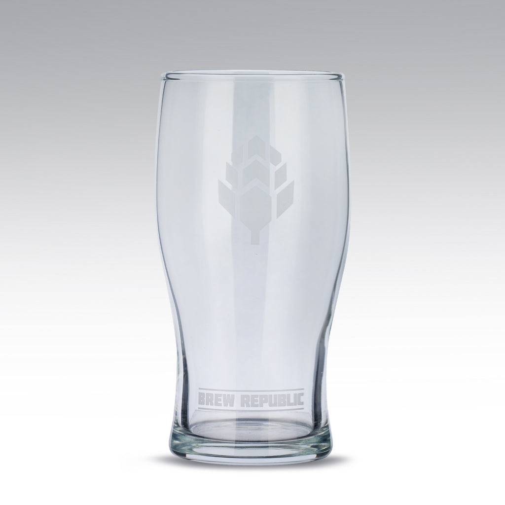 Brew Republic - Tulip Pint Glass
