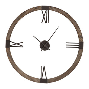 Uttermost Marcelo Modern Wall Clock 06454