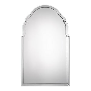 Uttermost Brayden Frameless Arched Mirror 09149