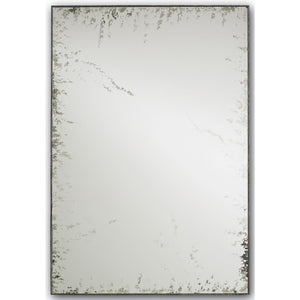Rene Rectangular Mirror by Currey and Company 1092