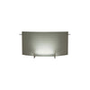 PLC Lighting 12112 PC Contempo Collection 1 Light Sconce in Polished Chrome Finish