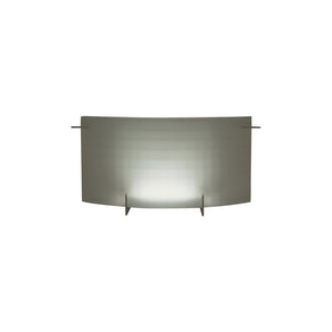 PLC Lighting 12136 PC Contempo Collection 2 Light Vanity in Polished Chrome Finish