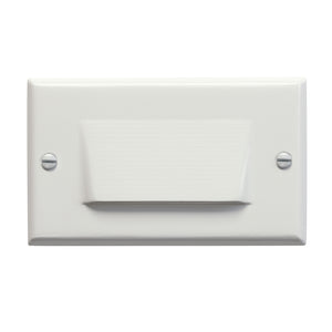 LED Light LED Step Lights in White Finish by Kichler 12602WH