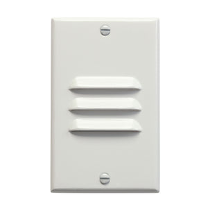 LED Light LED Step Lights in White Finish by Kichler 12606WH