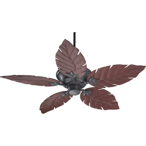 Monaco Patio Fan in Toasted Sienna Finish 135525-44