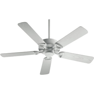 Estate Patio Patio Fan in White Finish 143525-6