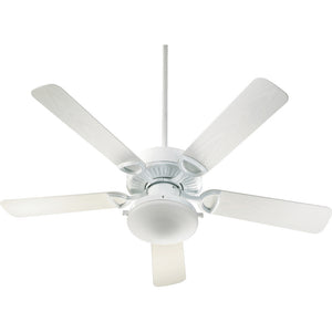Estate Patio 2 Light Patio Fan in White Finish 143525-906
