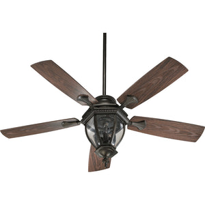 Baltic Patio 3 Light Patio Fan in Oiled Bronze Finish 145525-86