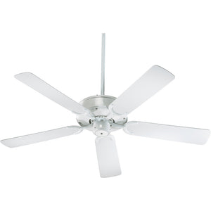 All-Weather Allure Patio Fan in White Finish 146525-6