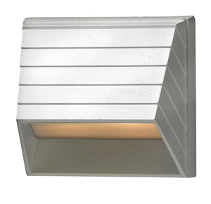 Deck Square Sconce Landscape Deck And Patio by Hinkley 1524MW Matte White