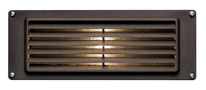Deck Louvered Led Landscape Deck And Patio by Hinkley 1594BZ-LED Bronze