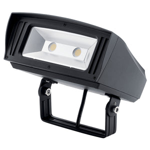 Landscape LED LED LED Flood Landscape Lighting in Textured Black Finish by Kichler 16225BKT40TR