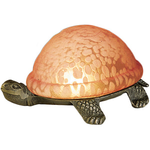 "4""High Turtle Accent Lamp by Meyda 18005"