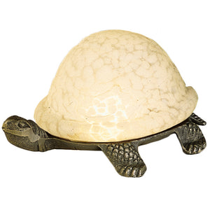 "4""High Turtle Accent Lamp by Meyda 18007"