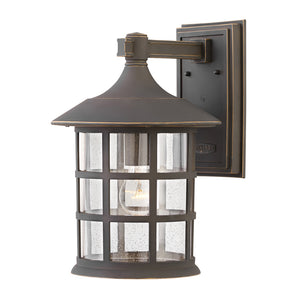 Freeport Outdoor Wall Mount by Hinkley 1865OZ Coastal Elements Oil Rubbed Bronze